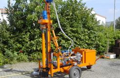 Drilling Car GBW 5